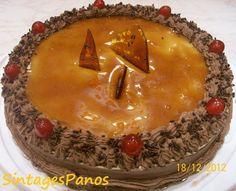 Greek Desserts, Greek Recipes, Birthday Cake, Food, Birthday Cakes, Essen, Greek Food Recipes, Meals, Yemek