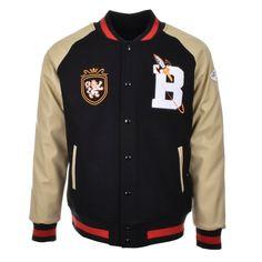 Billionaire Boys Club Club Varsity Jacket Black - that should be mine!