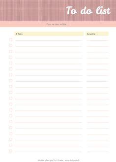 Pour réussir à tenir le rythme de publication de ce calendrier de l'avent sur 24 jours, ons'estfaitune To-do liste pour nous. Du coup, c'est aussi notre cadeau du jour. Elle a une petite case à cocher pour suivre l'avancement de chaque chose à faire et une…