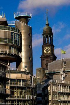Gruner & Jahr, St. Michaelis, Michel, Hamburg