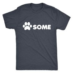 Do you have a pawsome cat or dog? World Cat, Cool Cats, Dog Cat, Dogs, Mens Tops, Pet Dogs, Doggies
