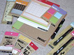 Clean & Scentsible: Scrapbook Saturday No. 8 - Do you Smash?