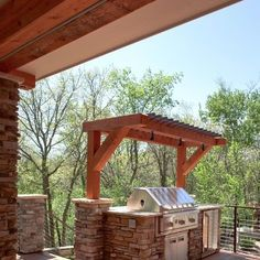 Outdoor Grill Design Ideas, Pictures, Remodel, and Decor