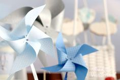 Hot Air Balloon Birthday Party Ideas | Photo 1 of 16 | Catch My Party