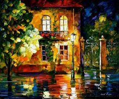 Dream - http://leonidafremov.deviantart.com/