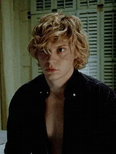 Beautiful Boys, Pretty Boys, Beautiful People, Evan Peters, Ahs, Tate And Violet, Peter Maximoff, Harry Potter, Celebs
