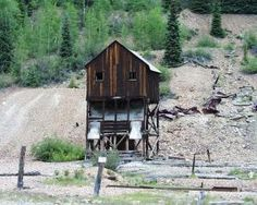 Chattanooga - Colorado Ghost Town