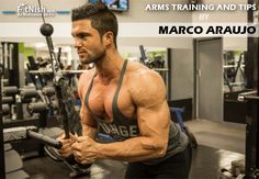 ARMS Training, Tips With WBFF Pro, Marco Araujo