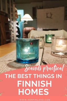 The 8 Best Things in Finnish Homes – Her Finland – Scandinavian 2020