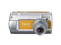 Canon PowerShot A470 Orange