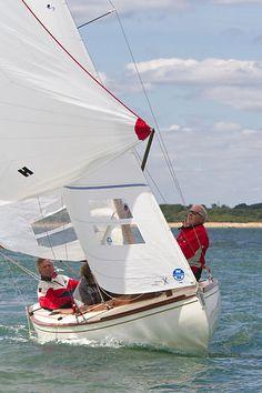 XOD 'Astralita'  The XOD class sailboat 'Astralita' racing during Cowes Week.  #sailboats #boats #sailing