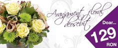 Aranjament floral inedit!