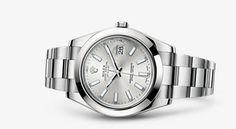 Orologio Rolex Datejust II: Acciaio 904L – 116300