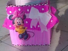 caja de regalos de minnie - Buscar con Google