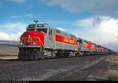 RailPictures.Net Photo: Utah 9013 Utah Railway Company EMD F45 at Colton, Utah by Steve Ellis