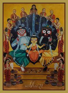 Krishna Drawing, Krishna Painting, Krishna Art, Radhe Krishna, Radha Krishna Pictures, Lord Krishna Images, Lord Jagannath, Goddess Art, Krishna Wallpaper