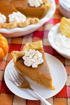 Perfect Pumpkin PieThere are a few secret ingredients that make this pumpkin pie absolutely perfect! Your friends and family will be begging you for this recipe!