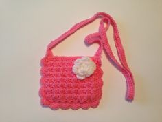 how to crochet little purse