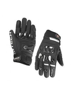 MTECH HERO Full Leather guanti da moto. Quando progettiamo guanti, studiamo l'anatomia delle mani per sviluppare un design che sia allo stesso tempo protettivo ed ergonomico. Nel guanto HERO ogni elemento che lo compone è stato disegnato con questa funzione.
