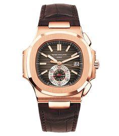 PATEK PHILIPPE SA - Nautilus Ref. 5980R-001 Розовое золото