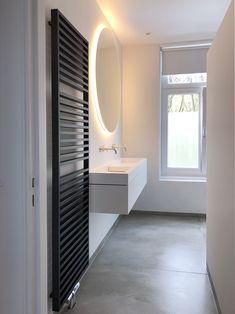 Tiz Design - Solid Surface, Hi-Macs en Corian Wastafels en Badmeubels. Bathroom Toilets, Bathroom Faucets, Bathrooms, Lavabo Corian, Modern Bathroom Lighting, Contemporary Baths, Amazing Decor, Home And Deco, Bathroom Furniture