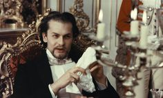 Helmut Berger in Ludwig directed by Luchino Visconti, 1972