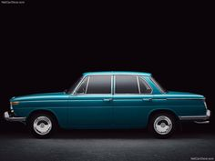 BMW 1500 - Side