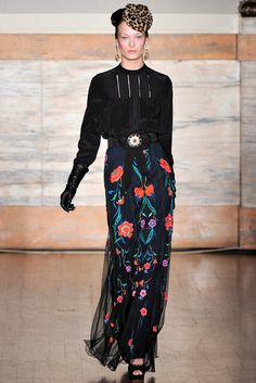 Temperley London   Fall 2012 Ready-to-Wear Collection   Vogue Runway