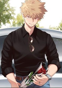 My Hero Academia Episodes, Hero Academia Characters, My Hero Academia Manga, Hot Anime Boy, Cute Anime Guys, Fanarts Anime, Anime Films, Bakugou Manga, Hottest Anime Characters