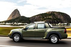 Renault Duster Oroch officially launched in Brazil (73 Photos)