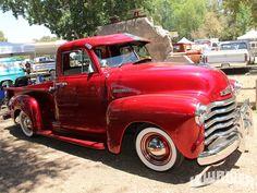 Vintage Chev Truck