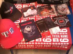 My. Collection. Of. Tech n9ne stuff
