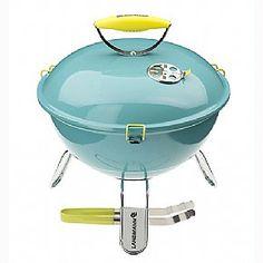 Landmann Piccolino Portable Charcoal Barbecue - Turqouise