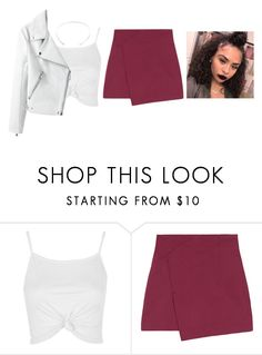 """""""Please let me out of here."""" by trademarkedstyles ❤ liked on Polyvore featuring Topshop"""