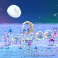 "mint*@ポケ森 on Twitter: ""dreaming...♪*゚ #ポケ森 #ポケ森ニンドリ #アクリルのふわふわドリーム… """