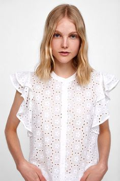 27 Broderie Anglaise Pieces To Buy Now | sheerluxe.com