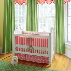 Lucy Baby Bedding and Nursery Kid Sets in Bedding : Girls Baby Bedding at PoshTots