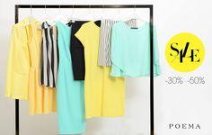 Sale Campaign, Wardrobe Rack, Summer Dresses, Casual, Shop, Fashion, Poem, Moda, Summer Sundresses