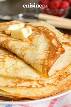 Une recette originale de pâte à crêpes à la fleur d'oranger à préparer pour la Chandeleur. #recette#cuisine#patesacrepes #fleurdoranger#patisserie #chandeleur #crepes #crepe Scones, Pancakes, Drink, Ethnic Recipes, Desserts, Food, Pancake Day, Orange Blossom, Original Recipe