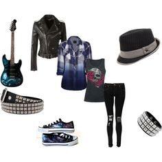 """""""Punk"""" by disappeairinginq on Polyvore"""