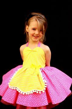 Lalaloopsy Inspired Costume Dress von DarlingInDisguise auf Etsy