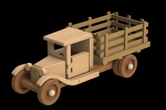 """Image result for """"wood magazine"""" farm truck"""