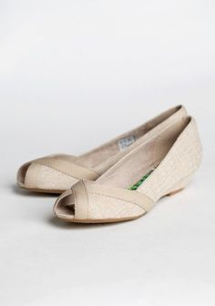 On constant search for cute, low healed shoes, these are definite keepers!