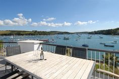 Amazing balcony views from Quarterdeck at The Salcombe Holiday Ideas, Balcony, Deck, Cottage, Homes, Amazing, Board, Places, Outdoor Decor