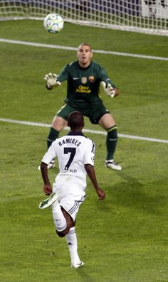Ramires scored an excellent goal against Barcelona in the Champions League Semi Finals 2012 second leg game played against Barcelona at the Nou Camp giving hope for Chelsea after going 2 goals down and going down to 10 men. Chelsea went on to draw the match 2-2 and qualified for the Finals by beating Barcelona 3-2 in aggregate.