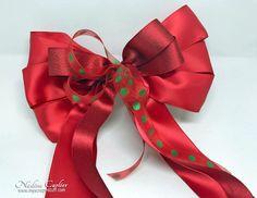 "24 Feet Christmas Sharing Loving Caring Scrapbook Satin Ribbon 3//8/""W"