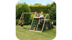 Plum Climbing Pyramid Playground - Swing Sets & Slides - Wheeled & Outdoor Activities - Toys, Kids & Baby | Harvey Norman Australia