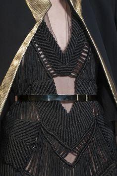 Alexandre Vauthier ~ Paris Couture Fashion Week | Spring 2014 | POPSUGAR Fashion