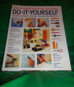 Favorite home repair book with great photos for women homeowners do it yourself book home repairs 2003 first edition find me at dandeepop solutioingenieria Gallery