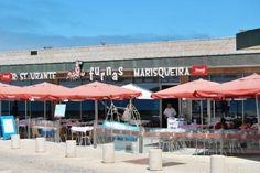 Portugal, Walking Paths, Seafood Restaurant, Lisbon, Drinking, Europe, Ocean, Fish, Outdoor Decor